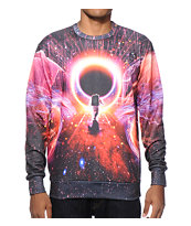 Imaginary Foundation The Void Sublimated Crew Neck Sweatshirt