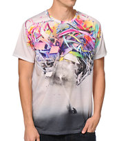Imaginary Foundation Whirlwind Sublimated Tee Shirt
