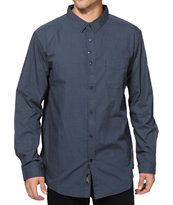 Imperial Motion Bart Long Sleeve Button Up Shirt