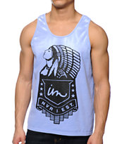 Imperial Motion Chief Color Change Blue Tank Top