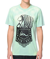 Imperial Motion Chief Green & Yellow Color Change Tee Shirt