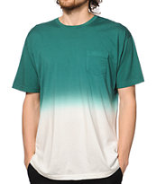 Imperial Motion Dip Dye Pocket T-Shirt