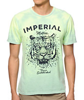 Imperial Motion Forefront Green Tee Shirt