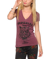 Imperial Motion Forefront V-Neck T-Shirt
