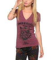 Imperial Motion Forefront V-Neck T-Shirt