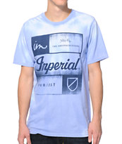Imperial Motion Segment Blue & White Color Change Tee Shirt