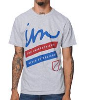 Imperial Motion Transit Grey Tee Shirt