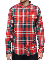 Imperial Motion Wayward Flannel Shirt