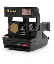 Impossible Polaroid Sun 660 Autofocus Camera Kit