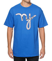 In4mation NY City Scape Logo Fill T-Shirt