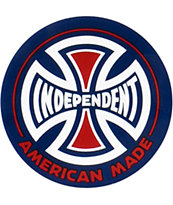 Independent AMI Logo Sticker