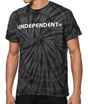 Independent Bar Cross Tie Dye T-Shirt