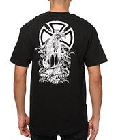 Independent Nozaka Tattoo Cross T-Shirt