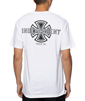 Independent Rider Bar Cross T-Shirt