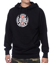 Independent Truck Co Black Pullover Hoodie