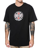 Independent Truck Co. Black Tee Shirt