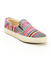 Inkkas Slate Slip On Shoes