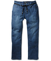 JSLV Blunt Regular Fit Jeans