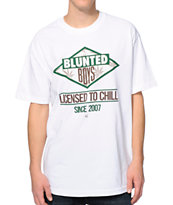 JSLV Blunted Boys White Tee Shirt