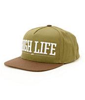JSLV High Life Snapback Hat