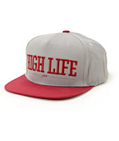 JSLV Highlife Snapback Hat