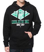 JSLV Licensed Black Pullover Hoodie