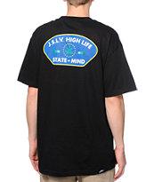JSLV Mindstate Black T-Shirt