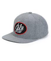JSLV Script Snapback Hat