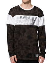 JSLV Smash Tie Dye Long Sleeve T-Shirt