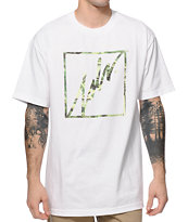 JSLV Squared Outline Cash Tee Shirt