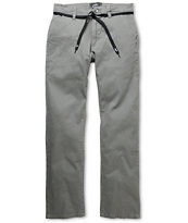 JSLV Worker Grey Regular Fit Pants