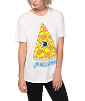 Jac Vanek In Pizza We Trust T-Shirt