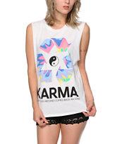 Jac Vanek Karma Muscle Tee