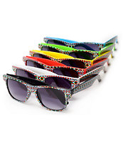 Jack Martin Frisky Business Assorted Mondo Print Sunglasses
