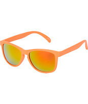 Jack Martin Motosurf Neon Orange Sunglasses