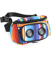 Jammypack Coral Reef Speaker Fanny Pack