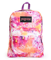 Jansport Black Label Superbreak Orchid Dream Backpack