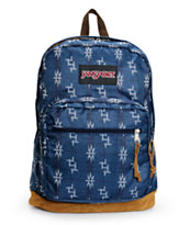 Jansport Right Pack World Tokyo Nights Navy Backpack