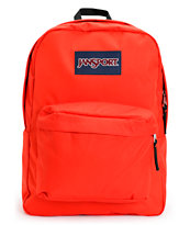 Jansport Superbreak High Red Backpack