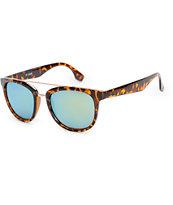 Jet Lagged Tortoise Revo Angle Sunglasses