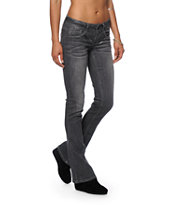 Jolt Itty Bitty Boot Grey Bootcut Jeans