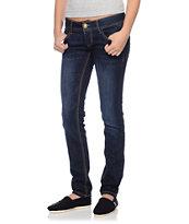 Jolt Kelly Dark Wash Skinny Jeans