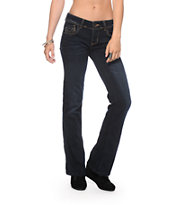 Jolt Super Stretch Dark Wash Bootcut Jeans