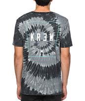 KR3W Block Tie Dye T-Shirt