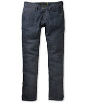 KR3W K Skinny Vagrant Blue Jeans