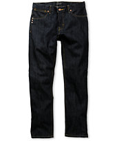KR3W K Slim Raw Blue Slim Fit Jeans