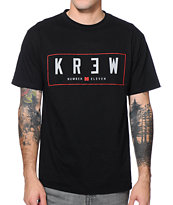 KR3W Lock Box Black Tee Shirt