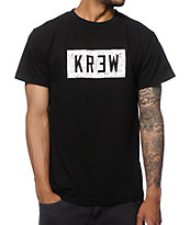 KR3W Locker Box Rose T-Shirt