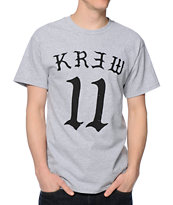 KR3W Numero 11 T-Shirt