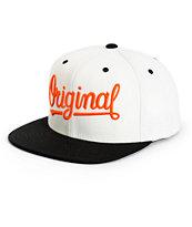 KR3W Original 4 Snapback Hat